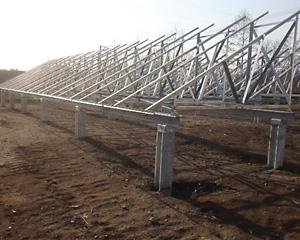 青森県 十和田市 産業用ソーラー発電