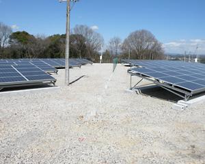 岐阜県 可児市 産業用ソーラー発電