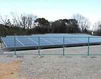 岐阜県 可児市 産業用太陽光発電