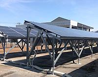 新潟県 新発田市 産業用太陽光発電