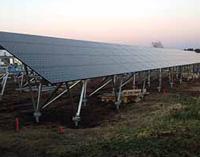 北海道 十勝 太陽光発電メガソーラー