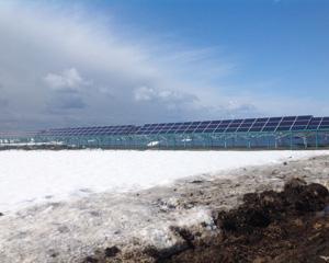 北海道 札幌市 産業用ソーラー発電