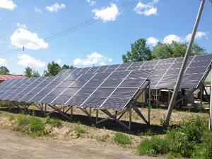 北海道 北見市 産業用ソーラー発電