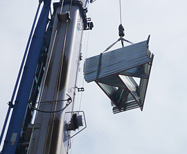 北海道 千歳市 産業用ソーラー発電