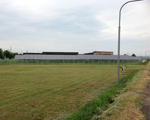 北海道幕別町札内 産業用ソーラー発電