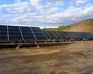北海道 陸別 産業用ソーラー発電