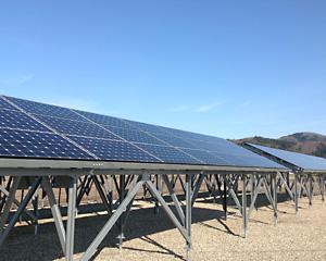 新潟県 三条市 産業用ソーラー発電